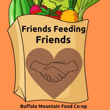 Friends Feeding Friends!