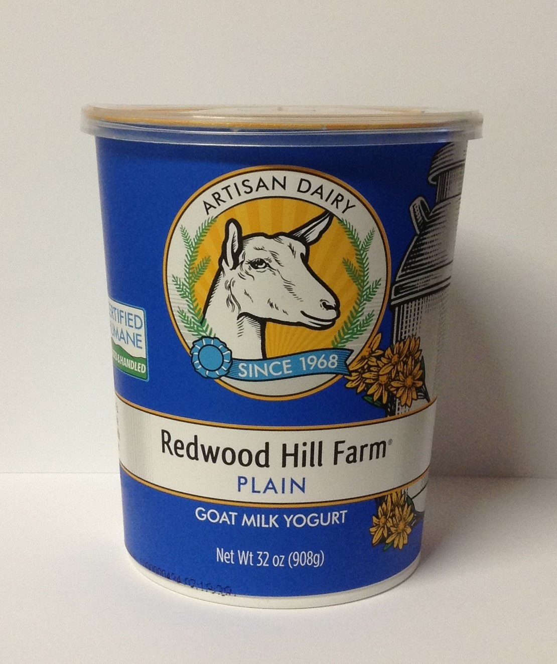 REDWOOD HILL Goat Yogurt - Plain