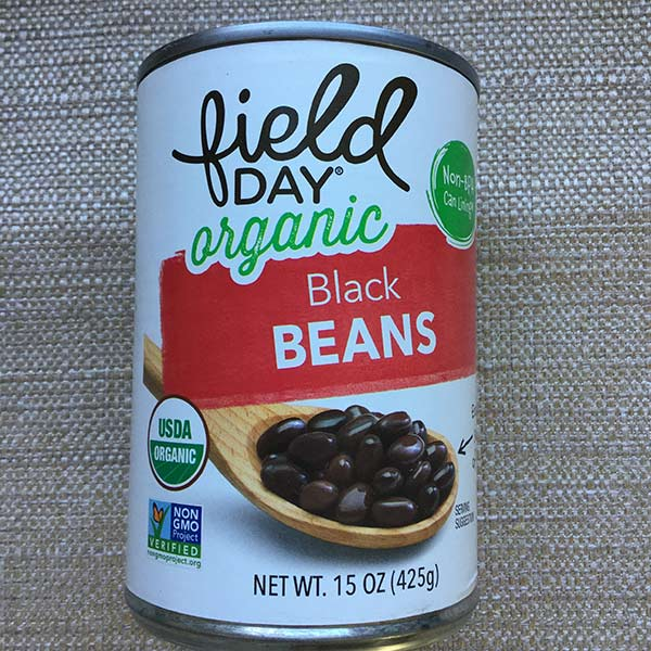 Field Day - Black Beans 15 oz