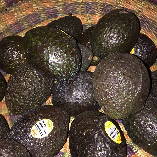 Avocados - 1 each