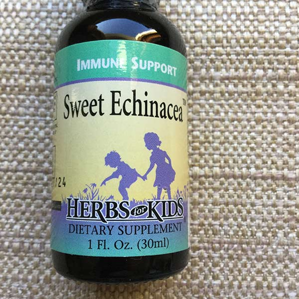 Herbs for Kids - Sweet Echinacea 1oz