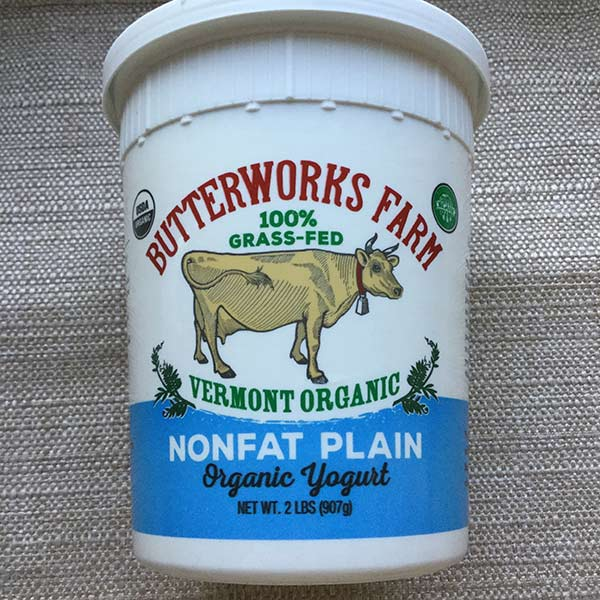 Butterworks Farm Organic Yogurt