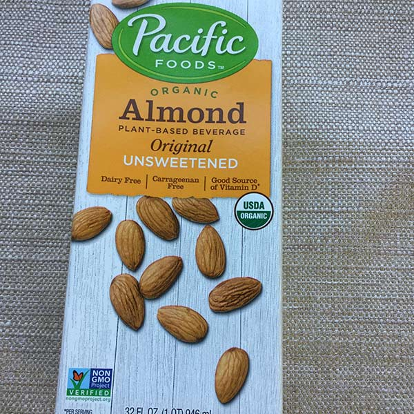 Pacific Almond Drink