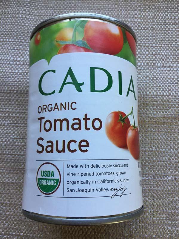 Cadia - Tomato Sauce 15oz