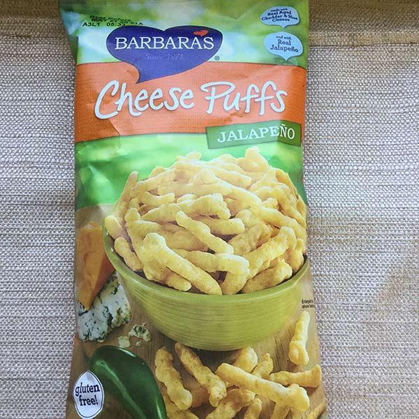 Barbara's - Jalapeno Cheese Puffs 7oz