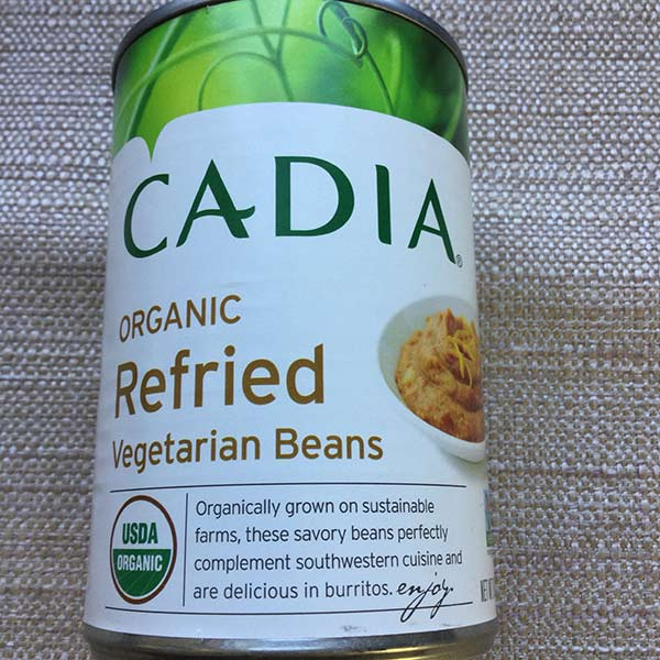 Cadia - Refried Beans 16oz