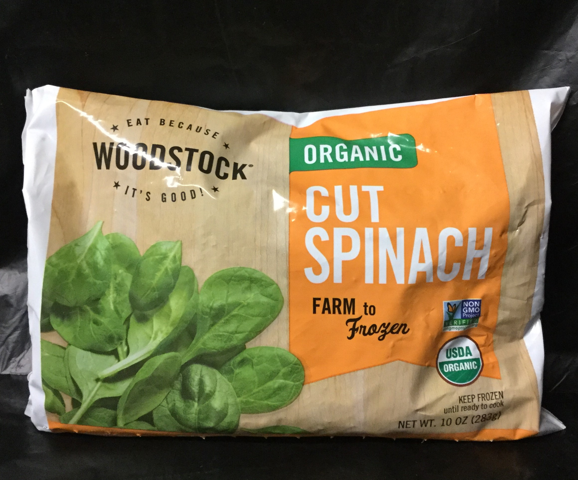 Woodstock Organic Spinach