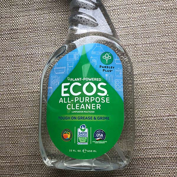 Ecos - Parsley Plus All-Purpose Cleaner 22oz