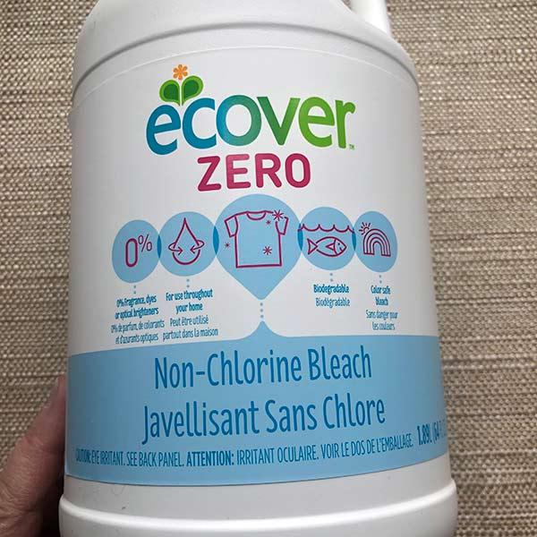 Ecover Zero - Non-Chlorine Bleach 64oz