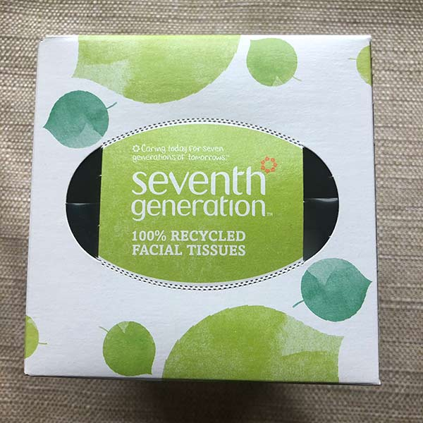 Seventh Generation - Facial Tissues
