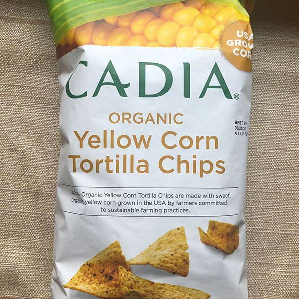 Cadia - Yellow Corn Chips 16oz