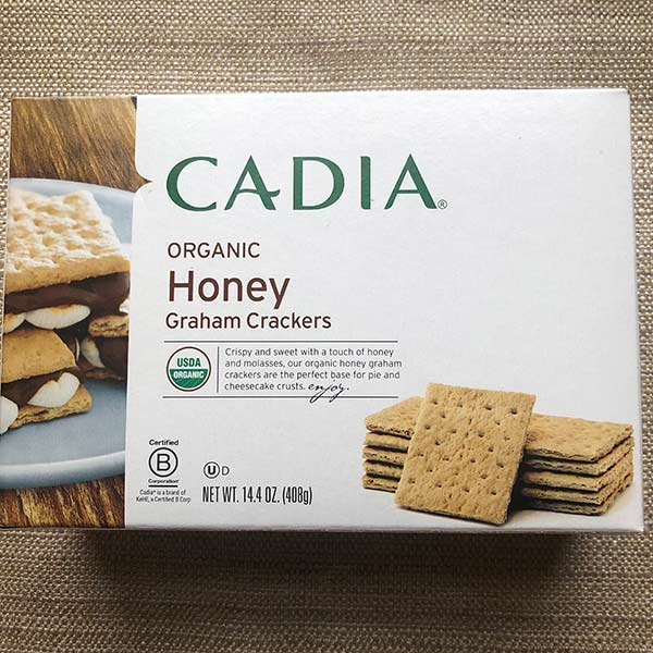 Cadia - Honey Graham Crackers 14.4oz