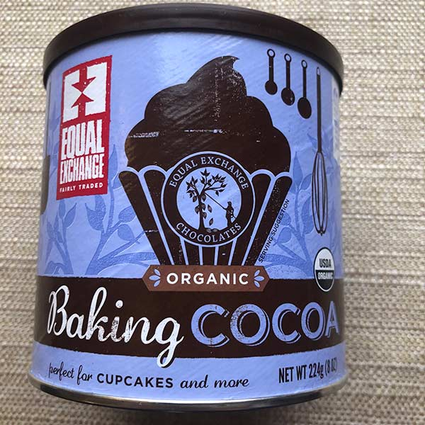 Equal Exchange - Baking Cocoa 8oz