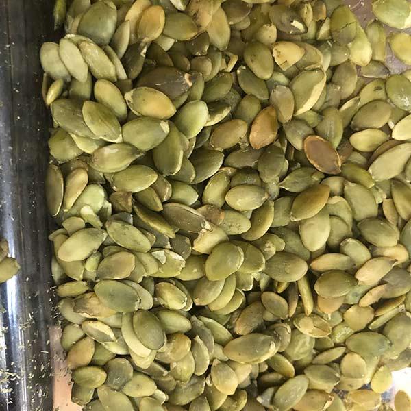 Organic Pumpkin Seeds - 0.25 lb.