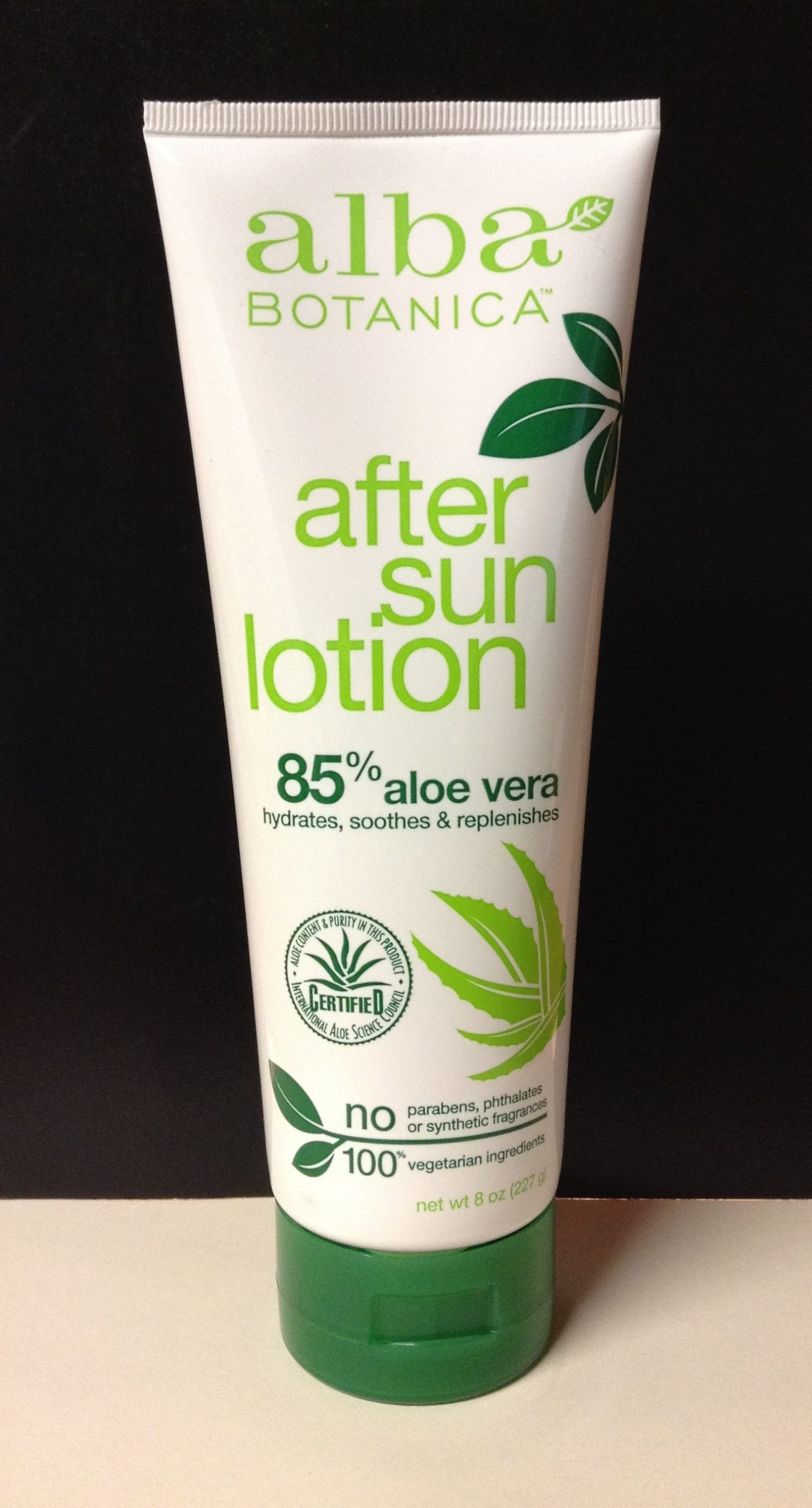 ALBA BOTANICA After Sun Lotion