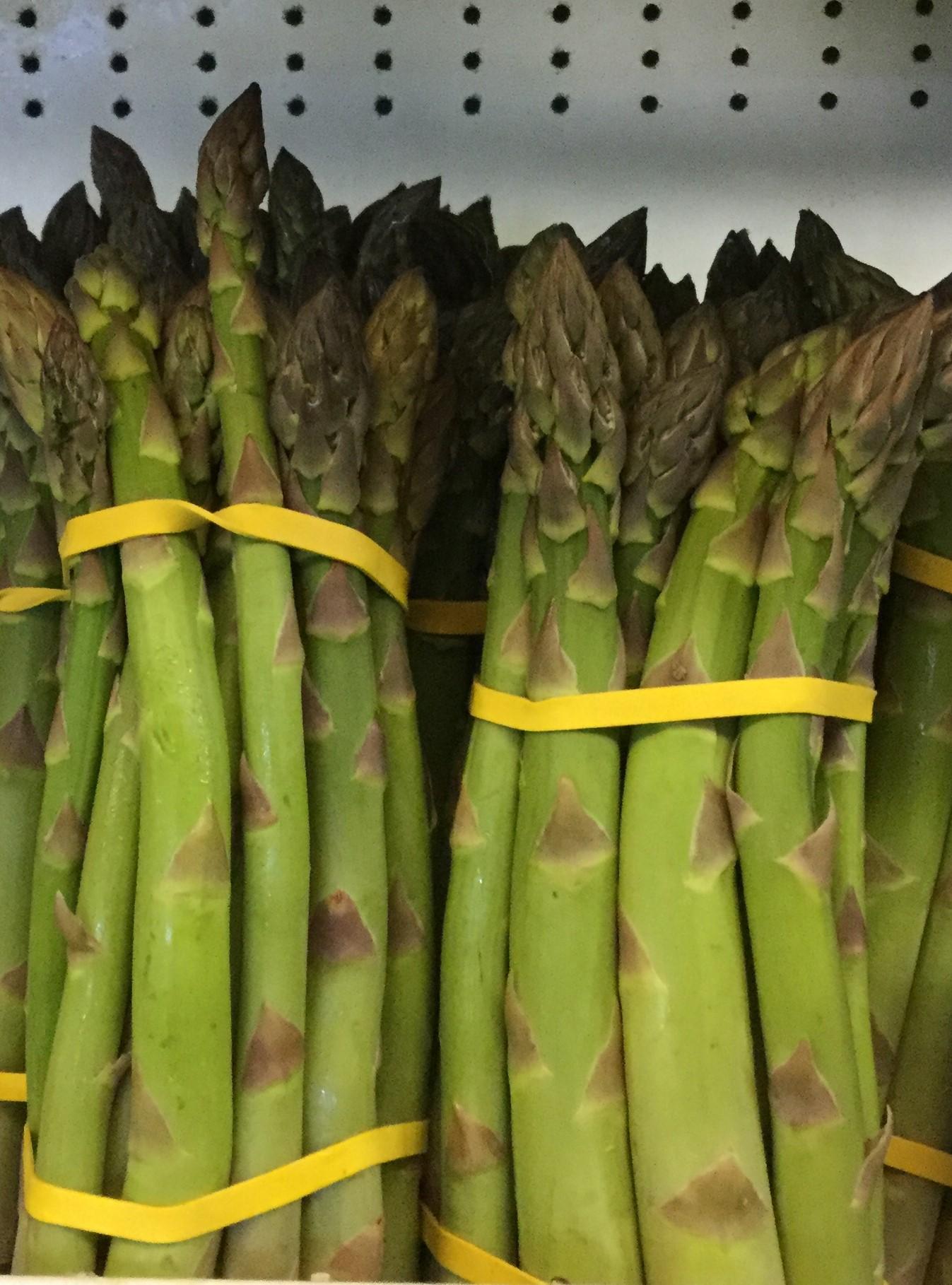 LOCAL Organic Asparagus