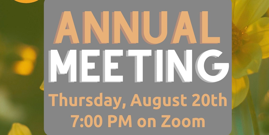 Come to Our Annual Meeting
