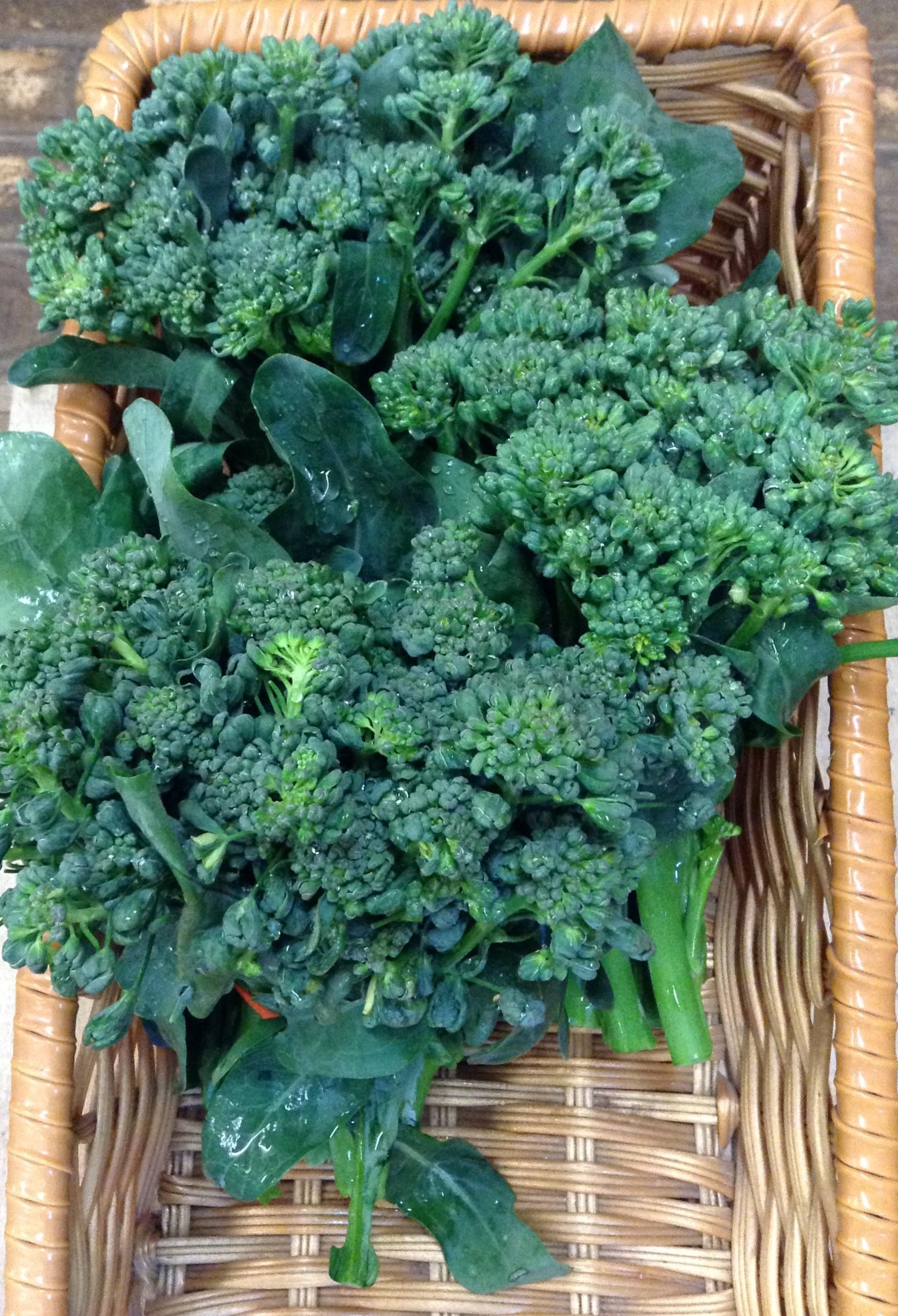 LOCAL Organic Broccolini