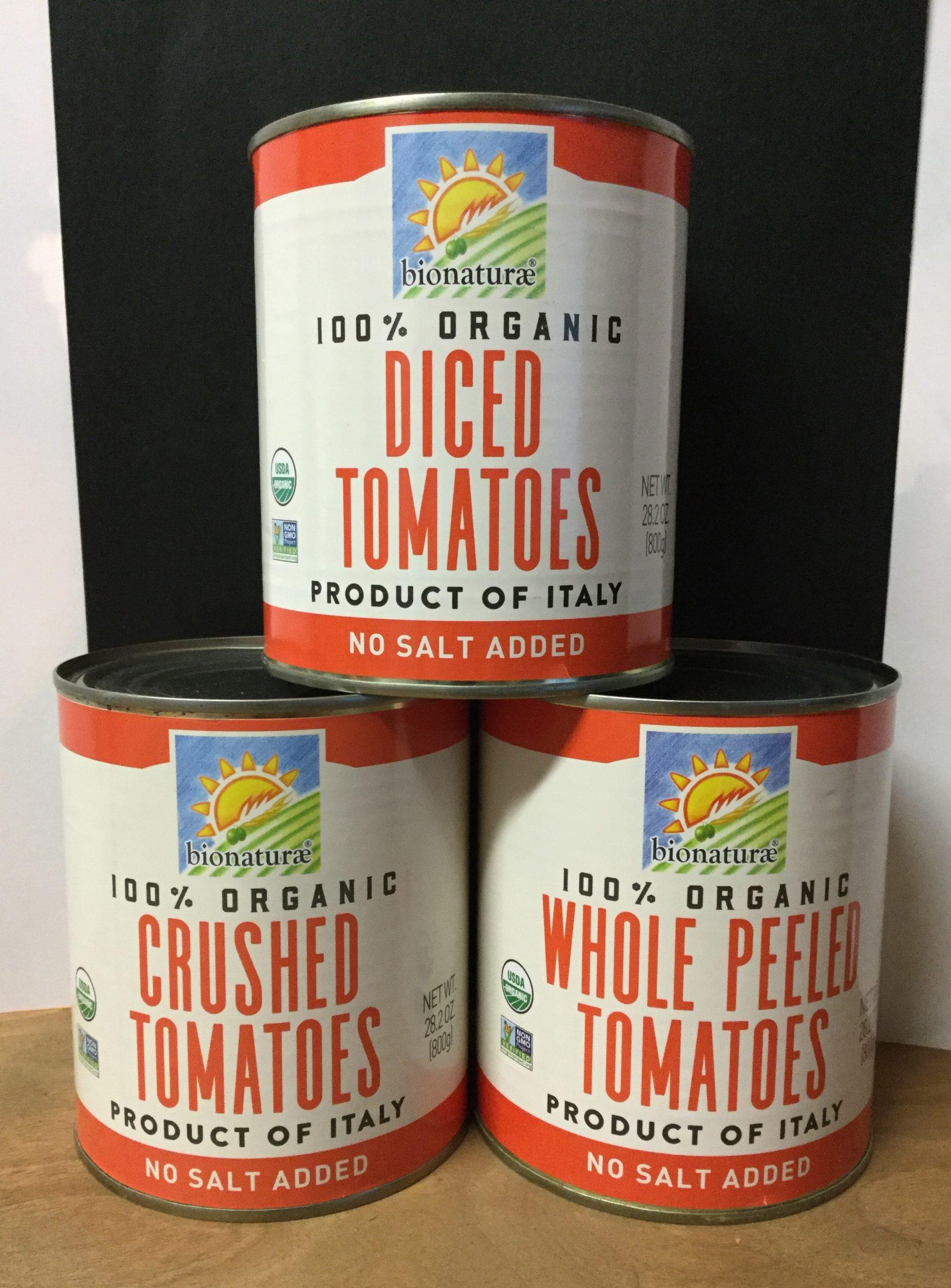 Bionaturae Organic Tomatoes