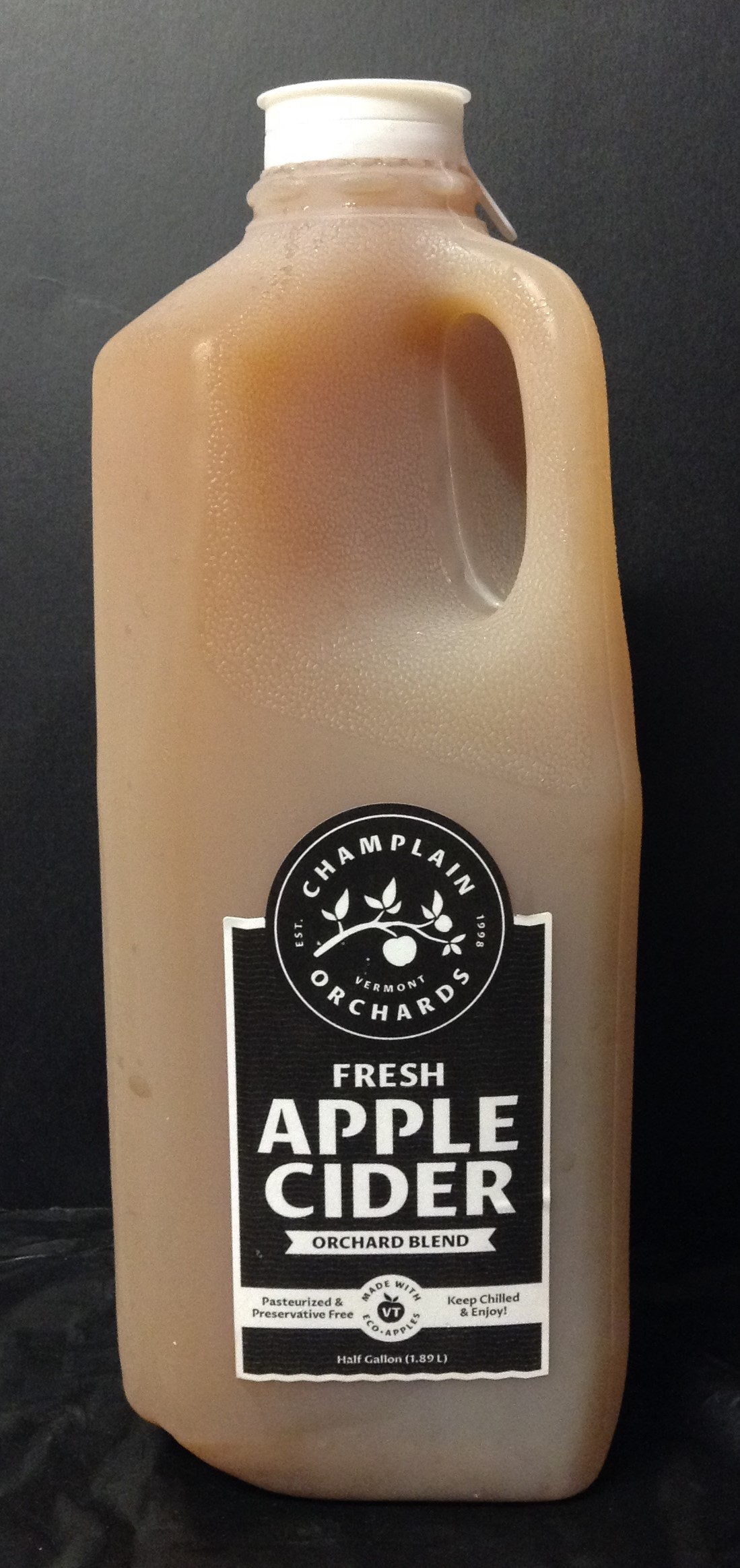 Champlain Orchards Fresh Apple Cider