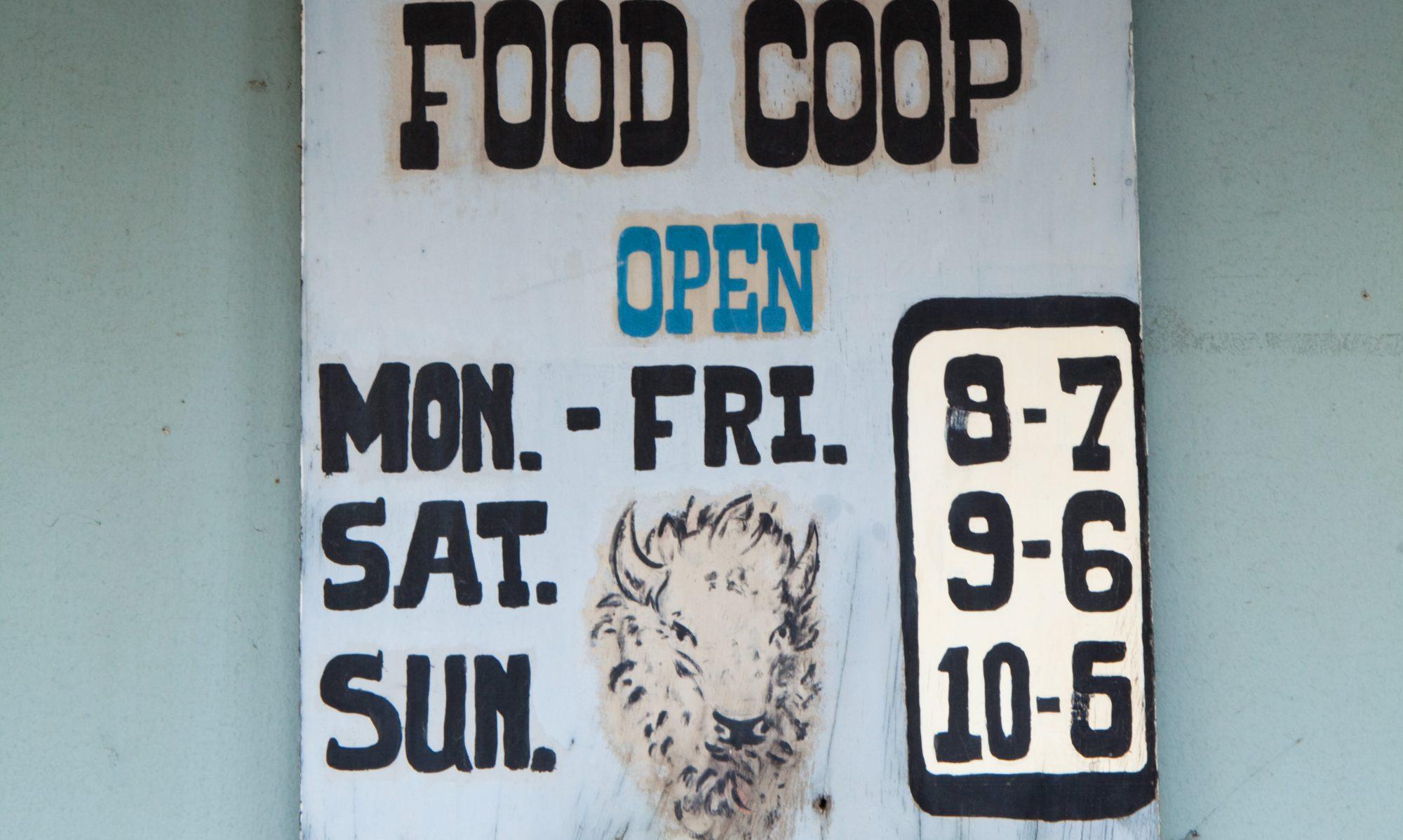 BUFFALO MOUNTAIN FOOD COOP & CAFE