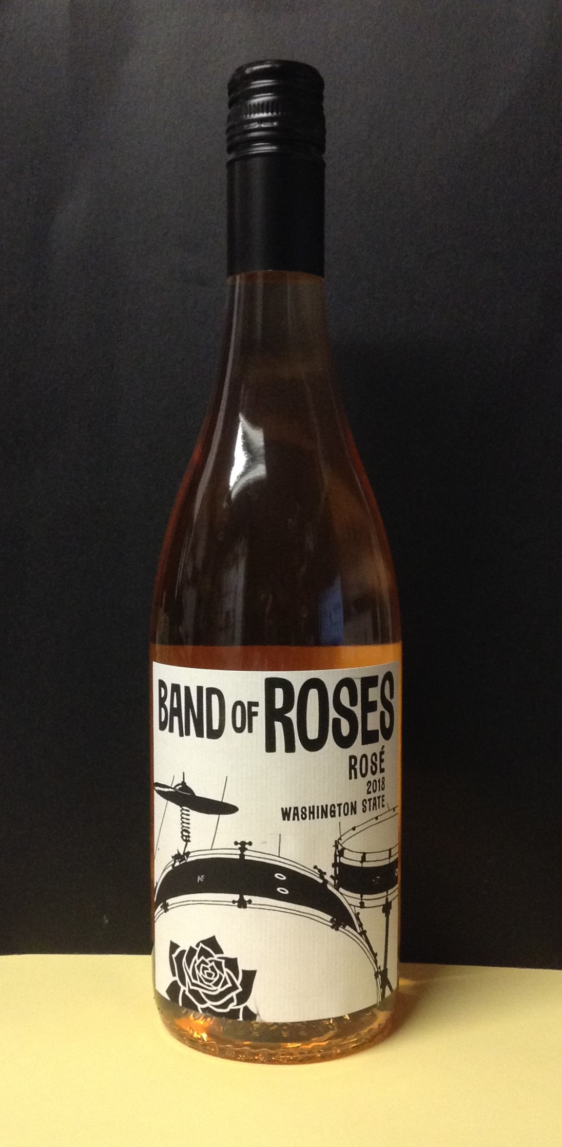 Band of Roses Rose Wine - 2018