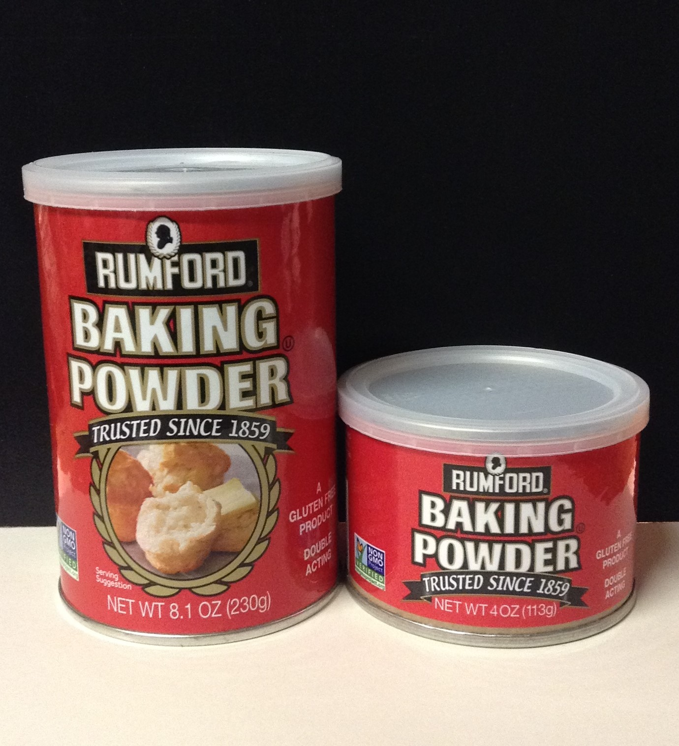 Rumford Baking Powder