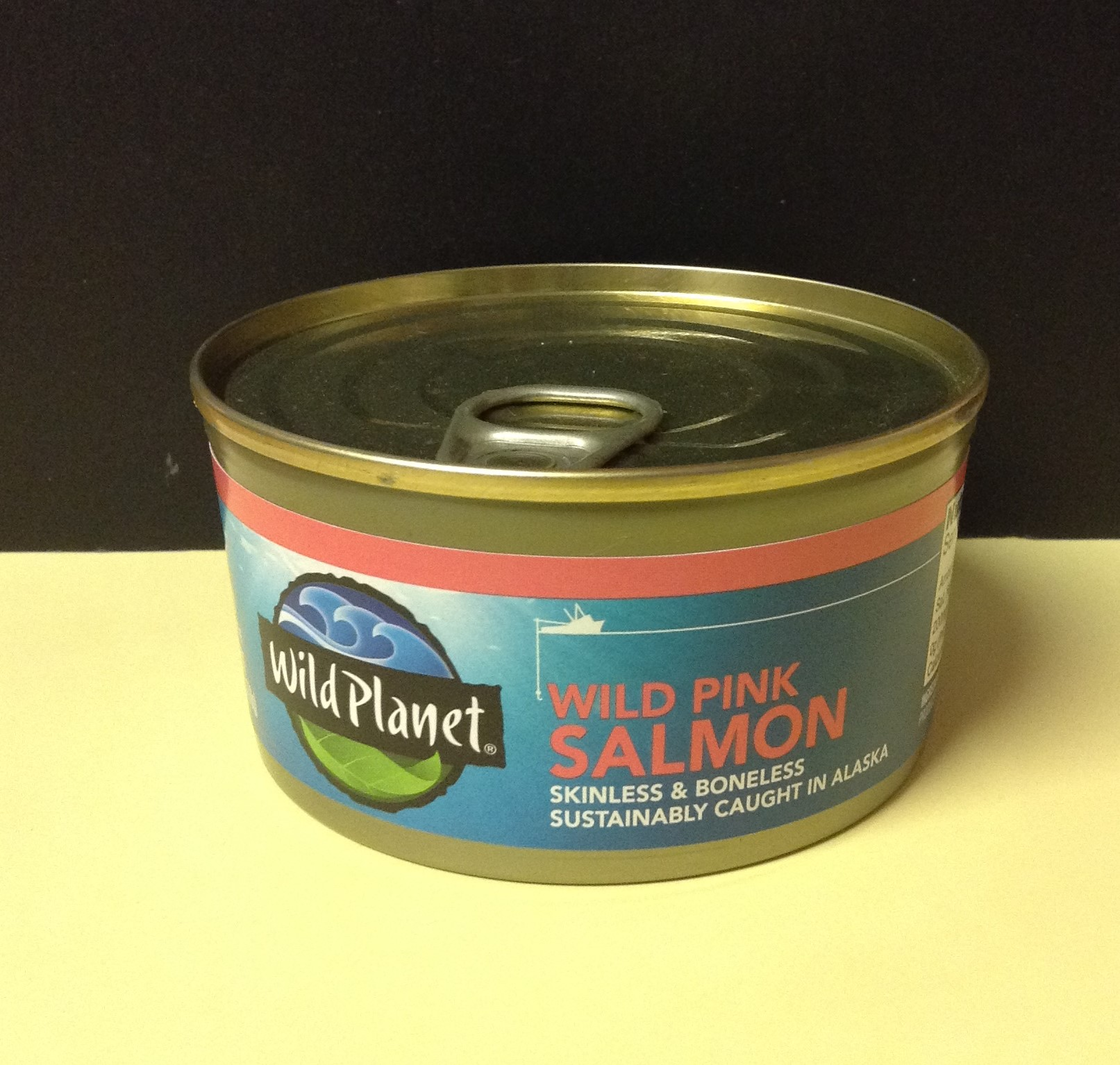 WILD PLANET Canned Wild Pink Salmon