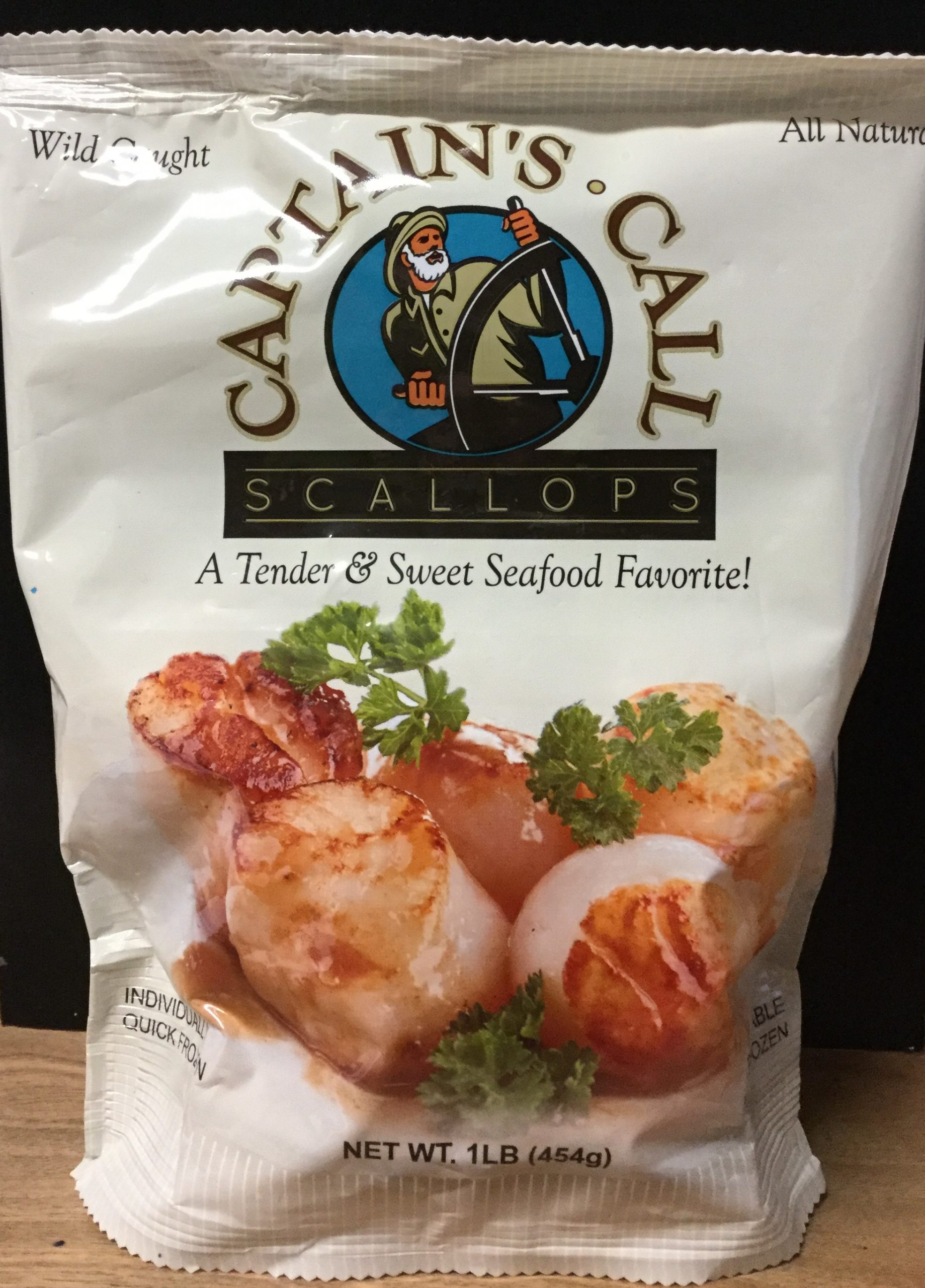 Scallops, Wild Caught in the USA