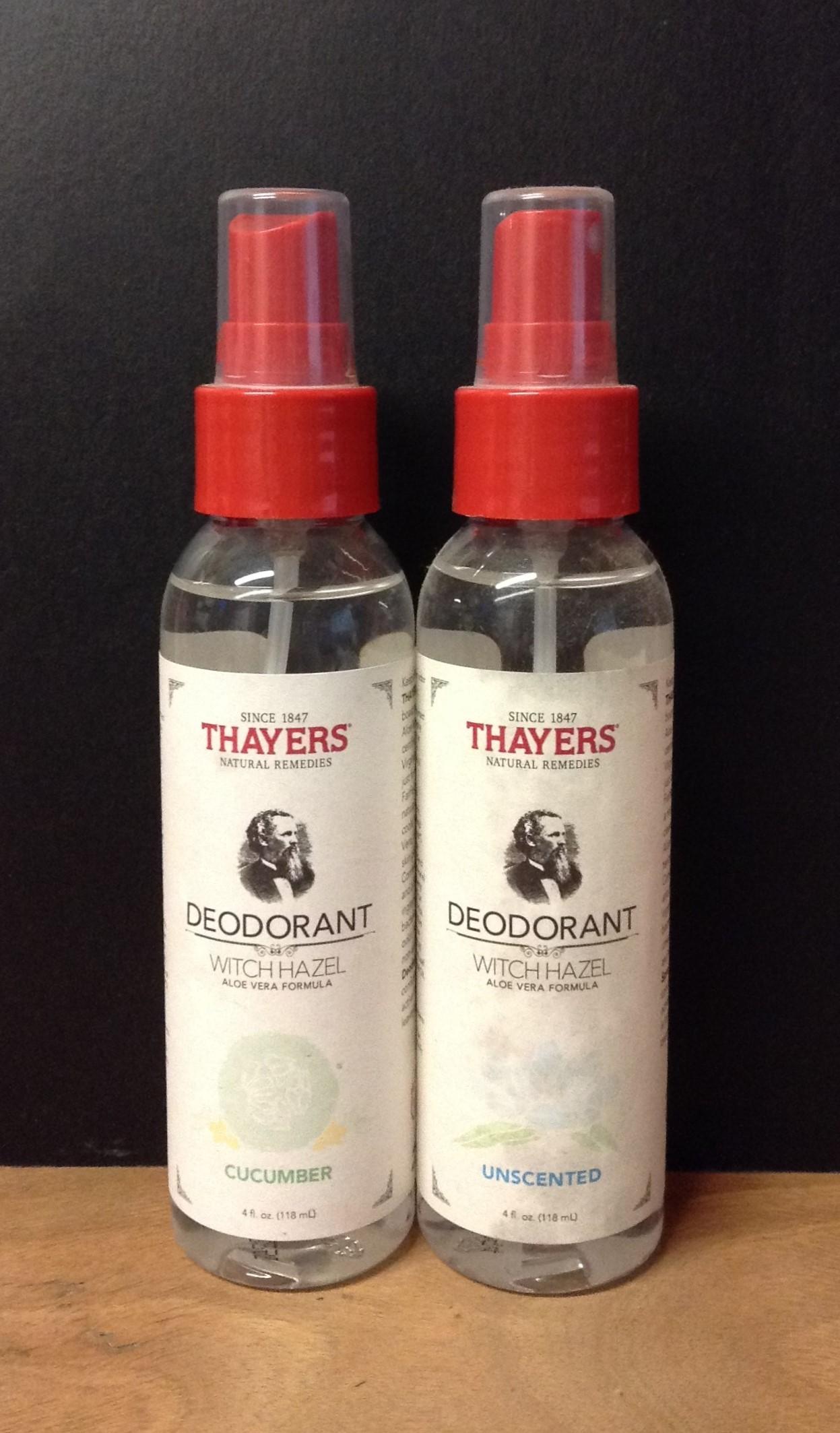 THAYERS Deodorant