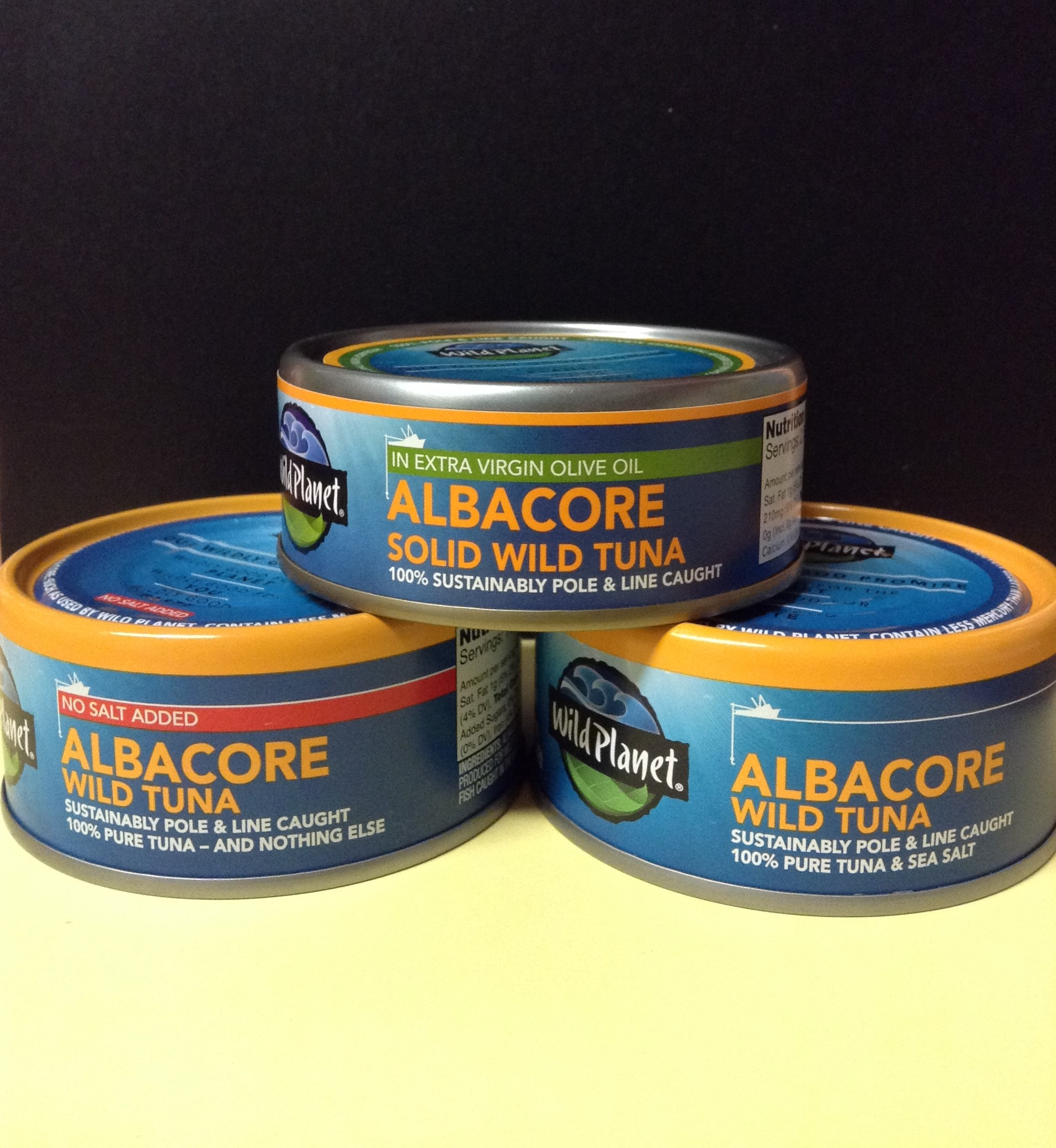WILD PLANET Canned Tuna